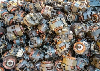 Электродвигатели - лом